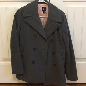 Gap Wool Trench Coat